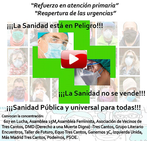 Sanidad video Araceli